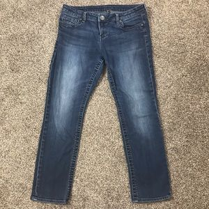 Kut from the Kloth straight leg jeans